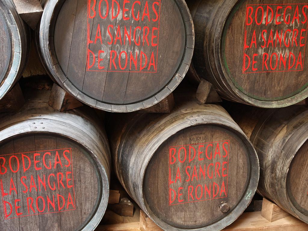 La Sangre de Ronda winery