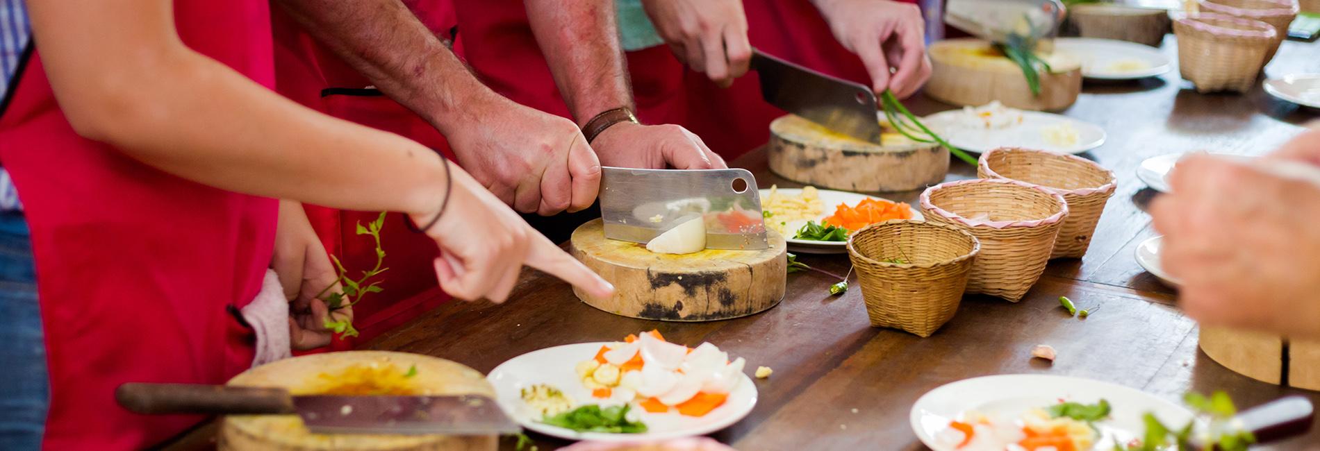 【胡志明市學越南菜】越南料理課程體驗 Saigon Cooking Class