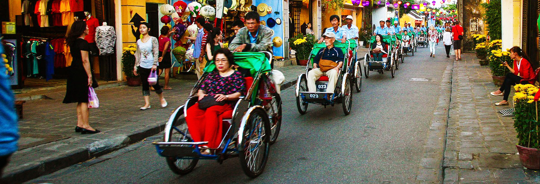 Ho Chi Minh Half-Day Traditional Market Cyclo Tour