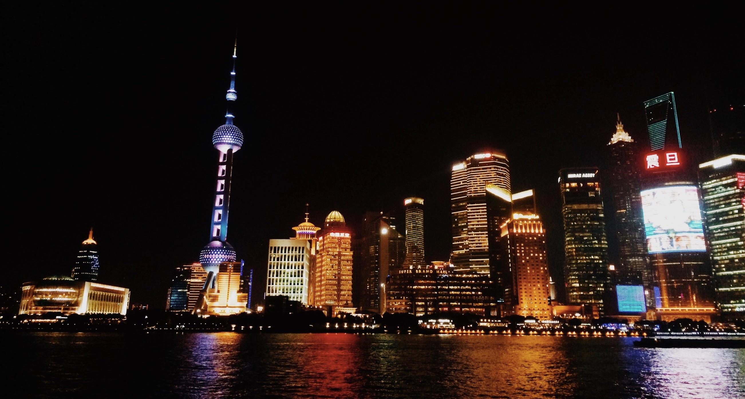 Shanghai Huangpu River Cruise Tour