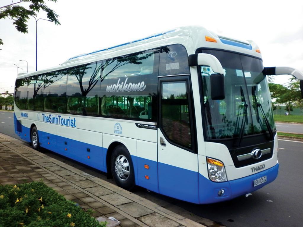 Vietnam Open Bus: Depart from Mui Ne