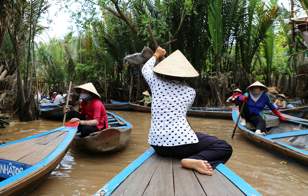 Day Tour from Ho Chi Minh City: My Tho, Ben Tre and the Mekong Delta