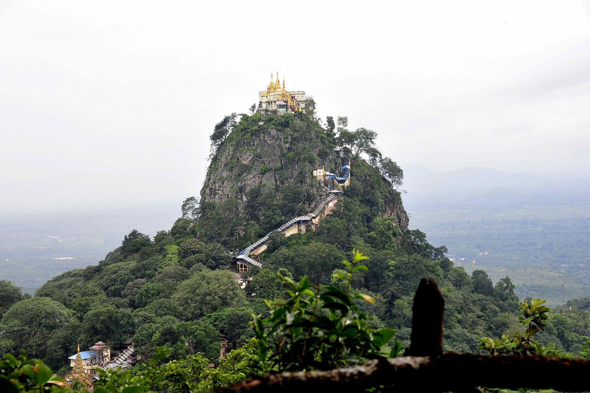 Mount Popa tour