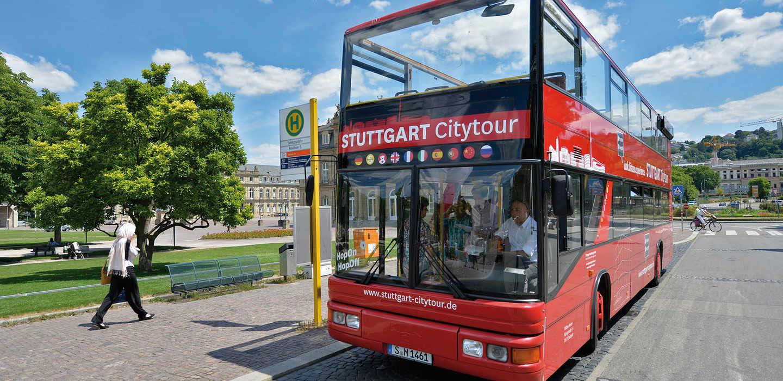 Stuttgart 24Hour HopOn HopOff Sightseeing Bus Tour KKday
