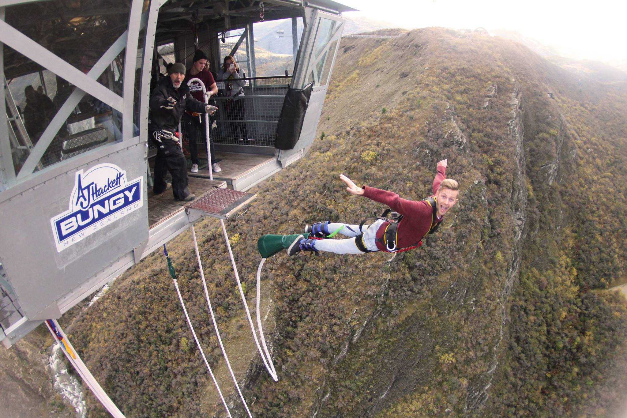 Queenstown Nevis Bungy with Free Transfer
