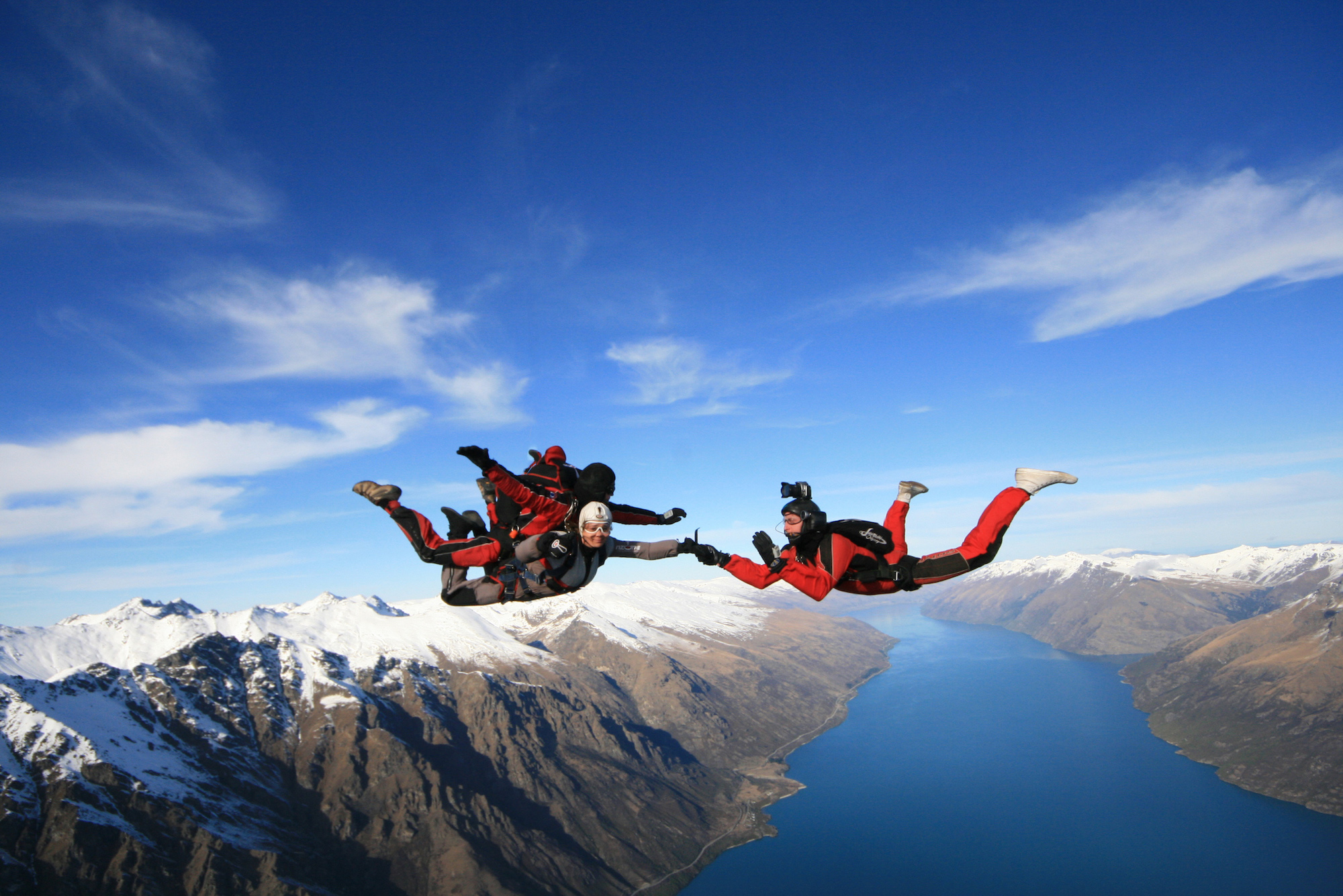 Queenstown Nzone Skydive Kkday